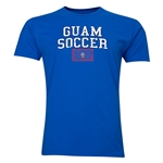 Guam Soccer T-Shirt (Royal)