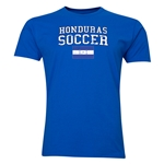Honduras Soccer T-Shirt (Royal)