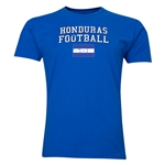 Honduras Football T-Shirt (Royal)