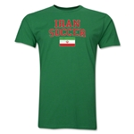 Iran Soccer T-Shirt (Green)