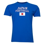 Japan Football T-Shirt (Royal)