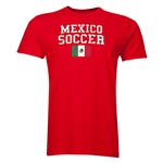 Mexico Soccer T-Shirt (Red)