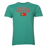 Portugal Soccer T-Shirt (Green)