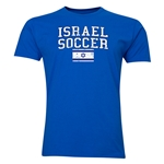 Israel Soccer T-Shirt (Royal)