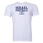 Israel Football T-Shirt (White)