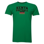 Kenya Football T-Shirt (Green)