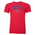 Norway Soccer T-Shirt (Red)