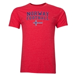 Norway Football T-Shirt (Red)
