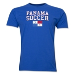Panama Soccer T-Shirt (Royal)