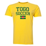 Togo Soccer T-Shirt (Yellow)