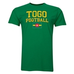 Togo Football T-Shirt (Green)