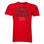 Trinidad & Tobago Soccer T-Shirt (Red)