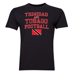 Trinidad & Tobago Football T-Shirt (Black)