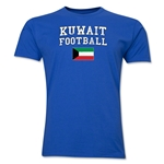 Kuwait Football T-Shirt (Royal)