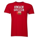 Oman Soccer T-Shirt (Royal)
