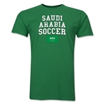 Saudi Arabia Soccer T-Shirt (Green)