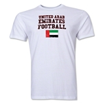 United Arab Emirates Football T-Shirt (White)