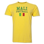 Mali Football T-Shirt (Yellow)