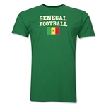 Senegal Football T-Shirt (Green)