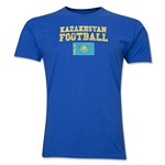 Kazakhstan Football T-Shirt (Royal)