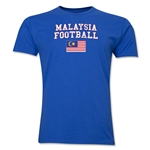 Malaysia Football T-Shirt (Royal)