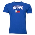 Philippines Soccer T-Shirt (Royal)