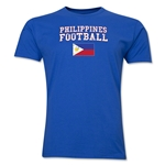 Philippines Football T-Shirt (Royal)