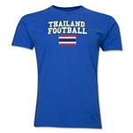 Thailand Football T-Shirt (Royal)