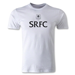 Stade Rennais FC SRFC Men's Fashion T-Shirt (White)