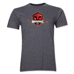 Trinidad and Tobago Warriors Men's Fashion T-Shirt (Dark Gray)