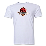 Trinidad and Tobago Warriors Men's Fashion T-Shirt (White)