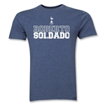 Tottenham Roberto Saldado Men's Fashion T-Shirt (Blue)