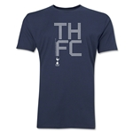 Tottenham THFC Men's Fashion T-Shirt (Navy)