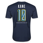 Tottenham Kane Men's Fashion T-Shirt (Navy)