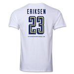 Tottenham Eriksen Men's Fashion T-Shirt (White)