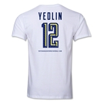 Tottenham Yedlin Men's Fashion T-Shirt (White)