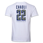 Tottenham Chadli Men's Fashion T-Shirt (White)