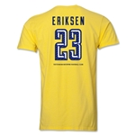 Tottenham Eriksen Men's Fashion T-Shirt (Yellow)