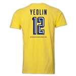 Tottenham Yedlin Men's Fashion T-Shirt (Yellow)