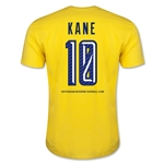 Tottenham Kane Men's Fashion T-Shirt (Yellow)
