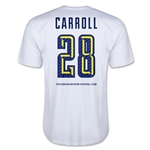 Tottenham Carroll Men's Fashion T-Shirt (White)