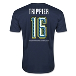 Tottenham Trippier Men's Fashion T-Shirt (Navy)