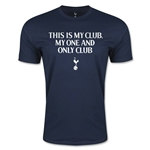 Tottenham One and Only T-Shirt (Navy)