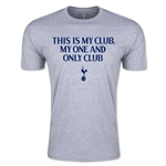 Tottenham One and Only T-Shirt (Gray)