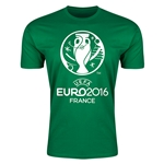 Euro 2016 Men's Fashion T-Shirt (Green)