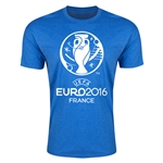 Euro 2016 Men's Fashion T-Shirt (Heather Royal)