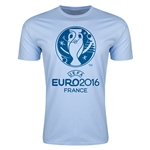 Euro 2016 Men's Fashion T-Shirt (Sky Blue)