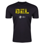 Belgium Euro 2016 Men's Elements T-Shirt (Black)