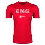 England Euro 2016 Men's Elements T-Shirt (Red)