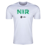 Northern Ireland Euro 2016 Men's Elements T-Shirt (White